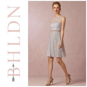 🆕 BHLDN HITHERTO CELIA EYELASH LACE DRESS SZ 6